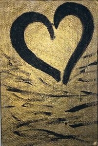 Hearts golden