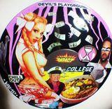 """12"""" Vinyl Devils Playground"""