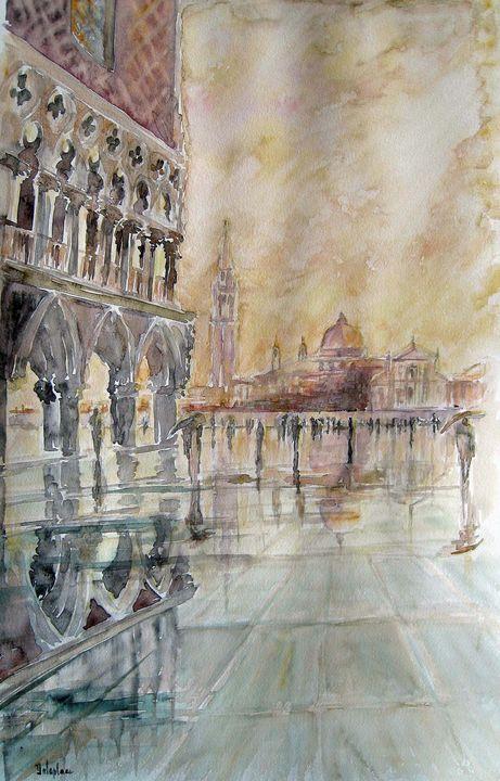Venise - delaplace