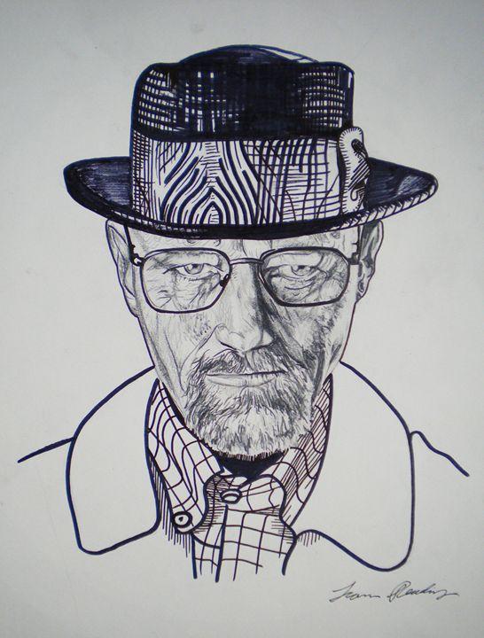 Heisenberg - Liam Reading Designs