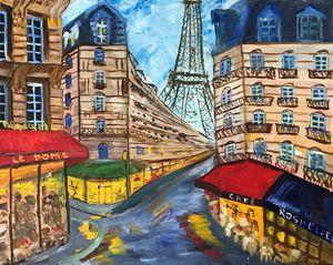 Paris - Alina Morozova