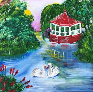 Swan Fidelity - Alina Morozova