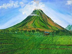 Volcano - Alina Morozova