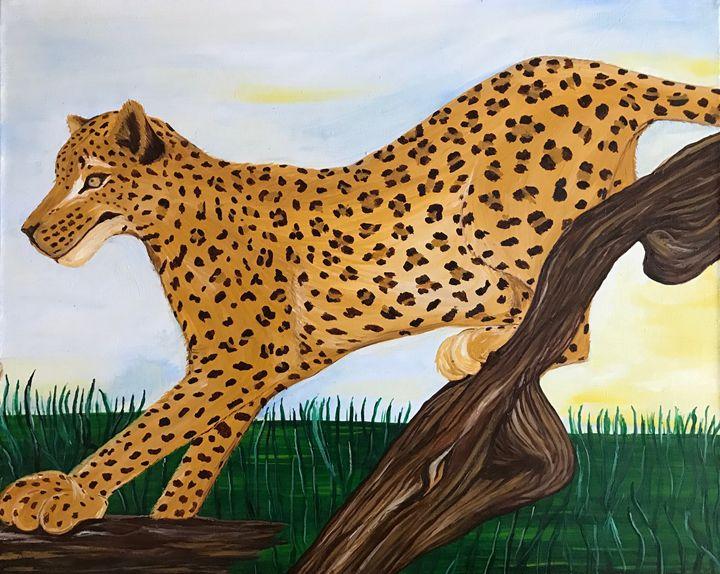 Leopard - Alina Morozova
