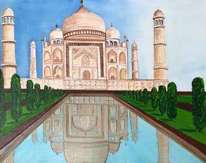 Taj Mahal - Alina Morozova