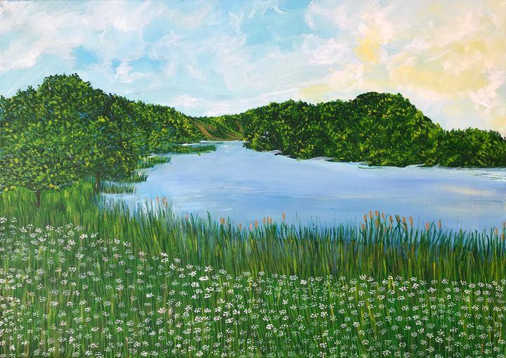 The river - Alina Morozova