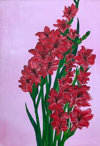 Gladiolus - Alina Morozova
