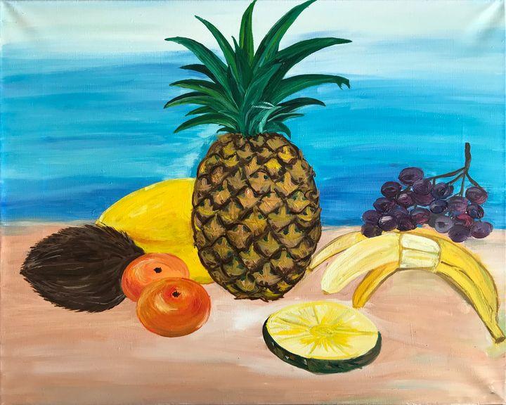 Tropical Fruits - Alina Morozova