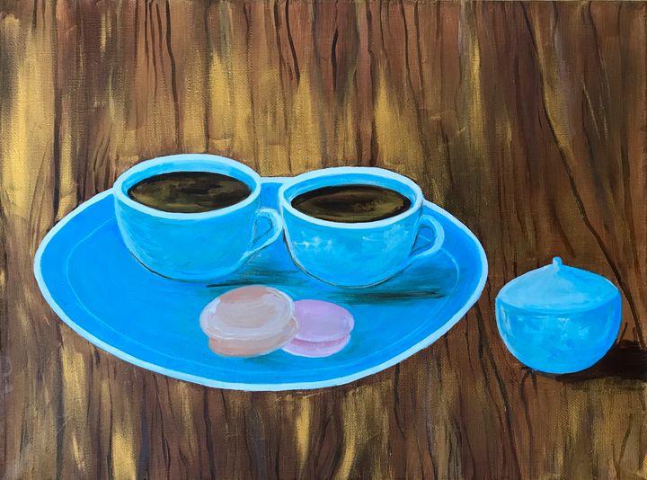 Cups of coffee - Alina Morozova
