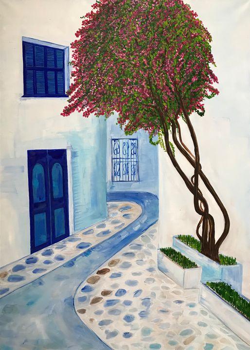 Tree's bomb - Alina Morozova