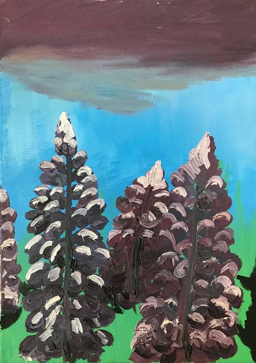 Trees - Alina Morozova