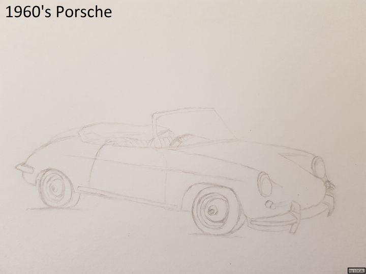 1960's PORSCHE - LOCAL