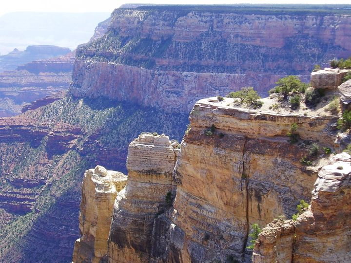 Grand Canyon Rim - CJD