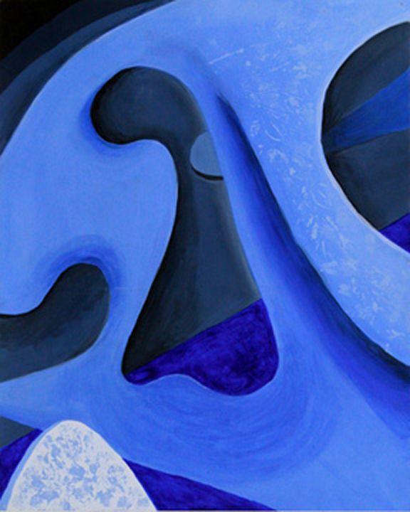 Blue - Kim Dennis