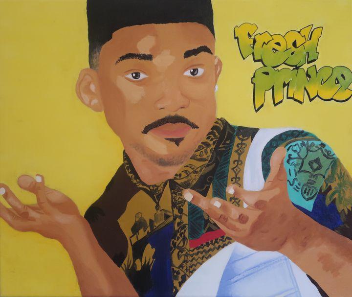 The Fresh Prince - MyDesire