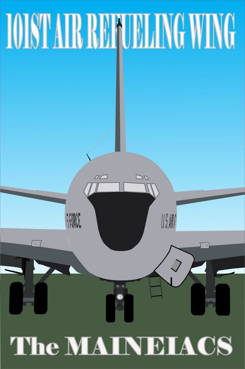 101ST Air Refueling Wing - John Harris