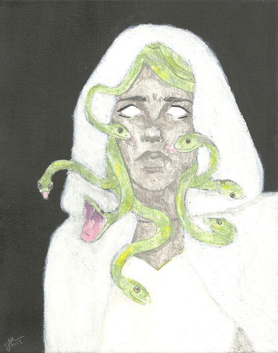 Medusa - Jessica Tanner