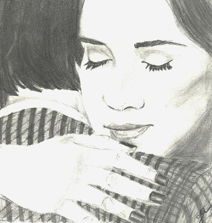 Amelia Pond - Jessica Tanner