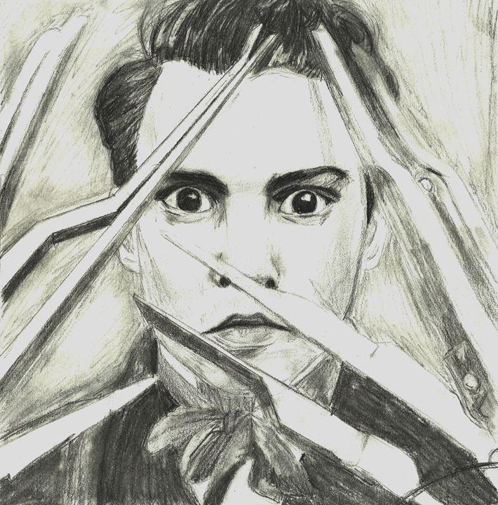 Scissorhands - Jessica Tanner