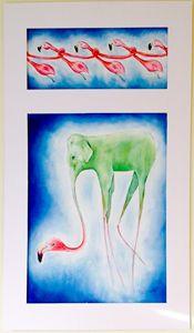 Flamingophants