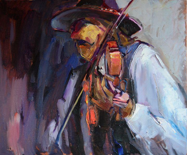 старый музыкант - Orest Tsyupko