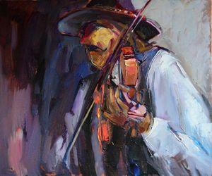 старый музыкант