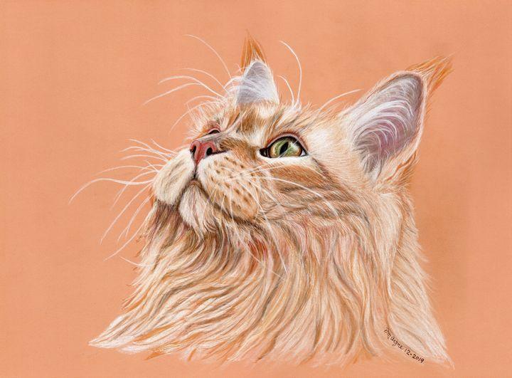 Ginger - Dianne Mayne Art