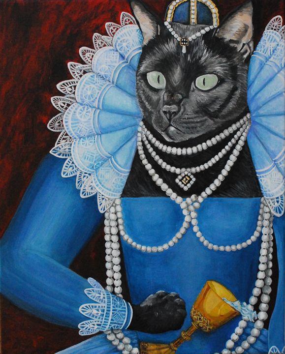 Queen Neko - Stephanie Ray