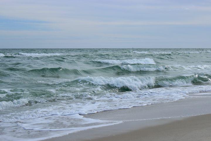 Crashing Waves - JC Creative Productions
