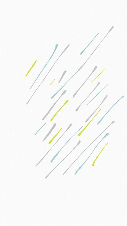 Shower of optimism - Hudson Street Studio