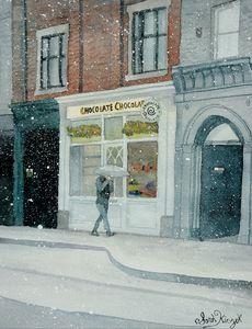 """""""Snow Fall"""" - Sarah Kiczek"""