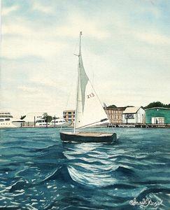 """""""Newport 213"""" - Sarah Kiczek"""