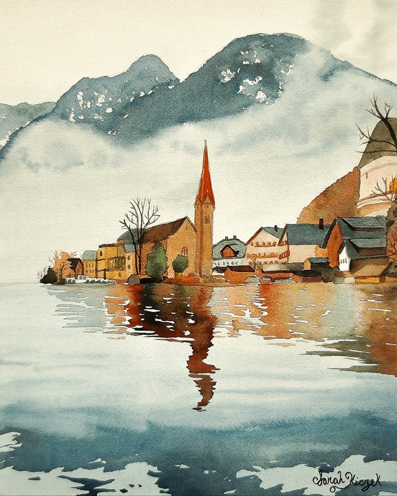 """""""Hallstatt"""" - Sarah Kiczek"""