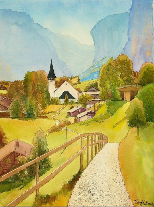 """""""The Village"""" - Sarah Kiczek"""