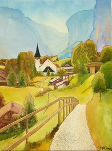 """The Village"" - Sarah Kiczek"