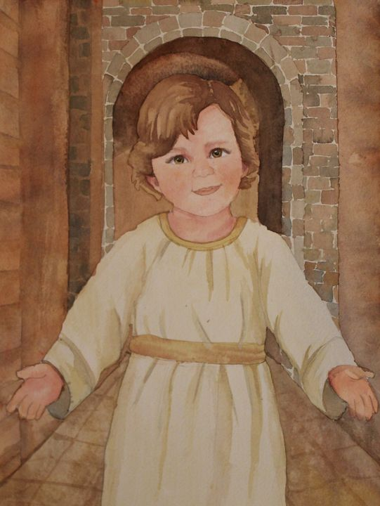 The Child Jesus - Sarah Kiczek