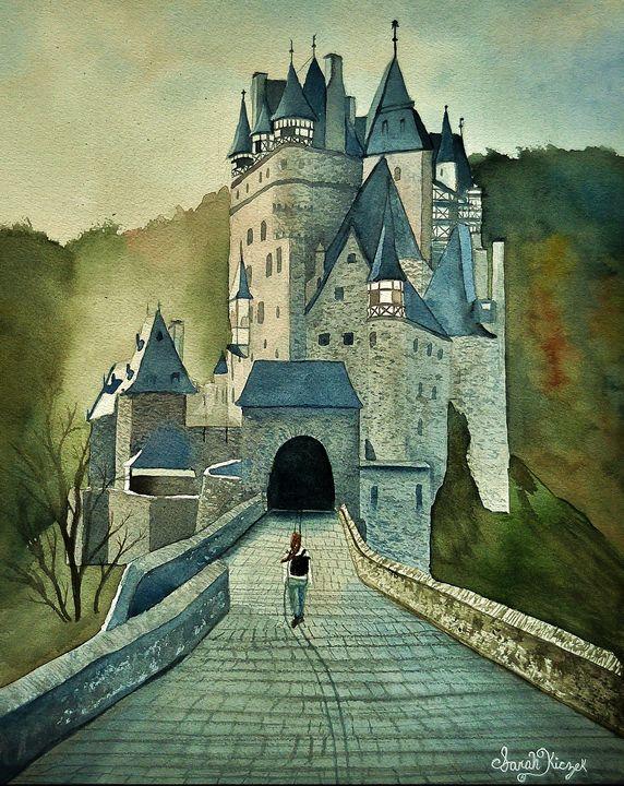 """""""Misty Castle"""" - Sarah Kiczek"""