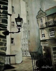 """The Gas Lamp - Sarah Kiczek"