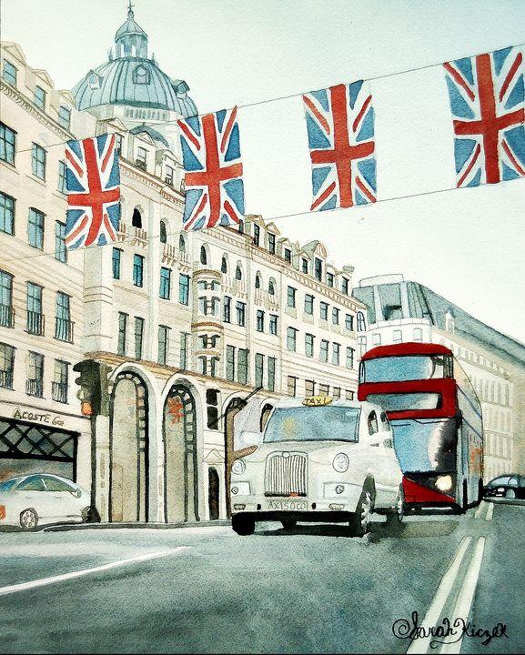 """""""London"""" - Sarah Kiczek"""