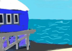 Down by the sea - SHAUNS ART