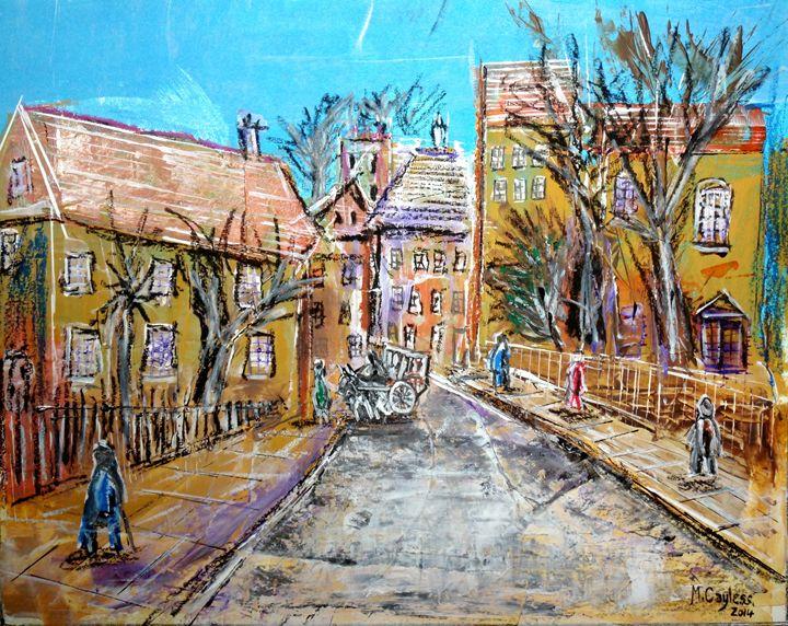 Old Hendon - Martin Cayless