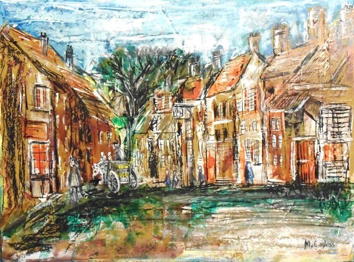 Old Dagenham - Martin Cayless
