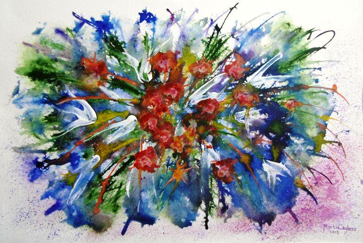 Flower Bouquet - Martin Cayless