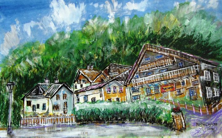 Austria old village - Martin Cayless