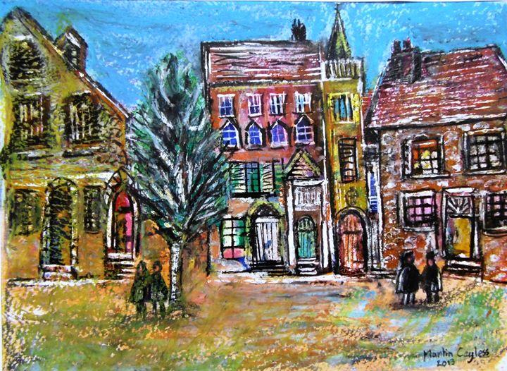 Village Germany 2 - Martin Cayless
