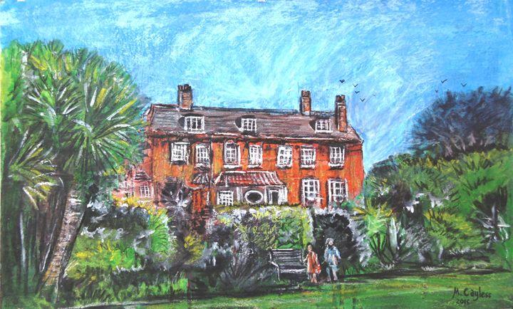Sidmouth Scene - Martin Cayless