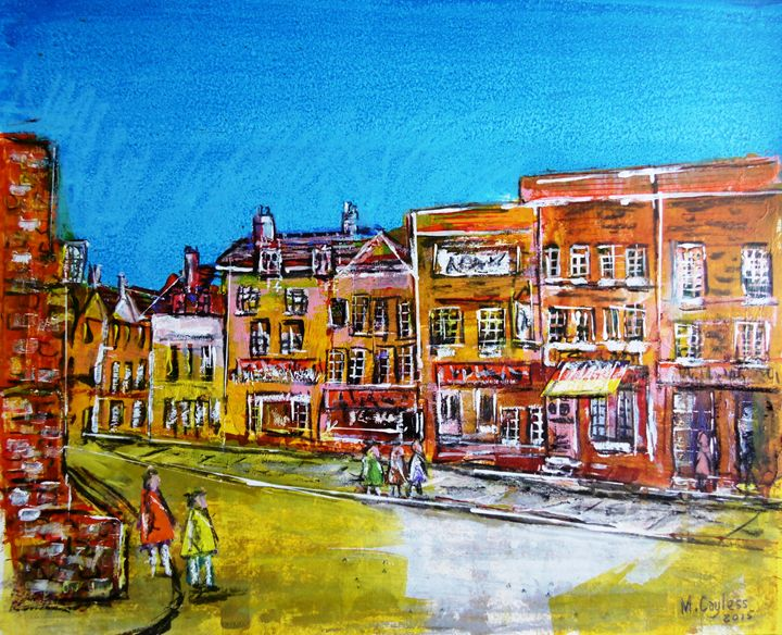 Wokingham Market Square - Martin Cayless