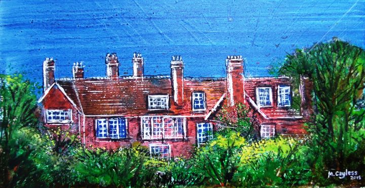 Cantley House Wokingham - Martin Cayless