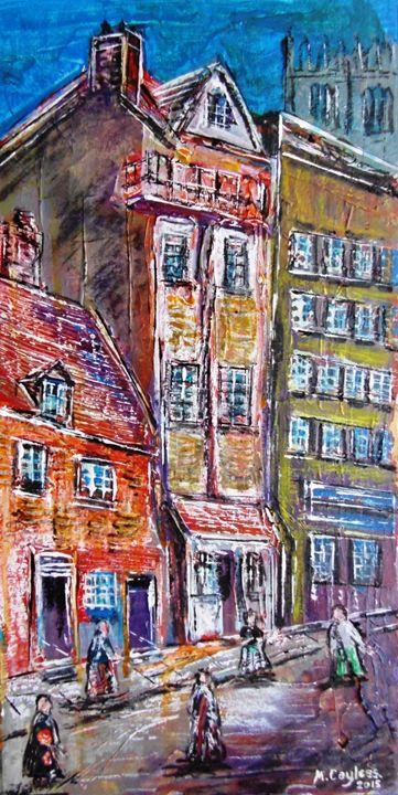 Caxton's House London (3) - Martin Cayless