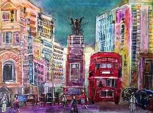 A London Scene